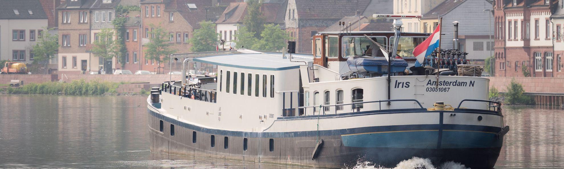 Moselle River Bike & Barge