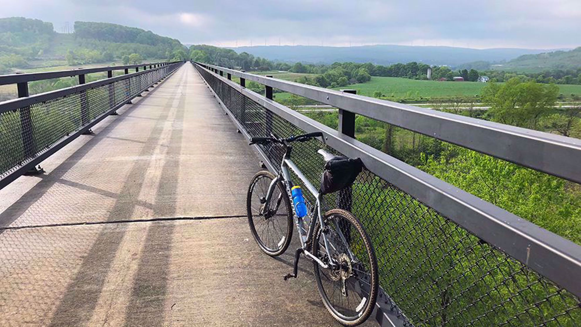 Picture of Great Allegheny Passage Bike Tour
