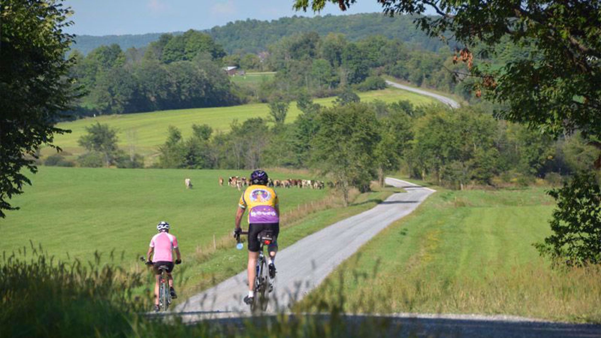 Picture of Lake Champlain Islands Bike Tour