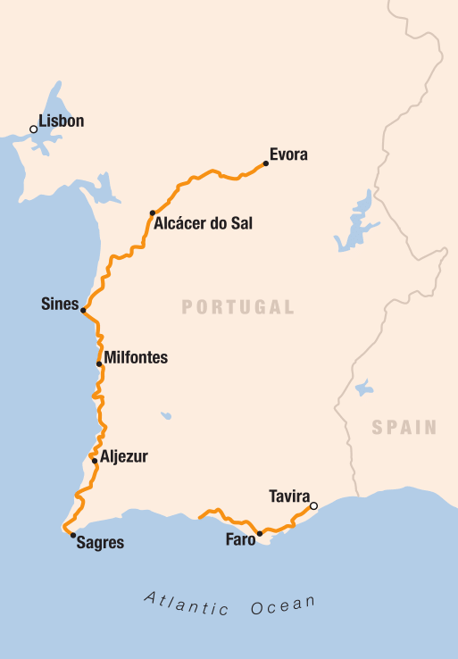Picture of Portugal - Beaches, Castles & History Bike Tour