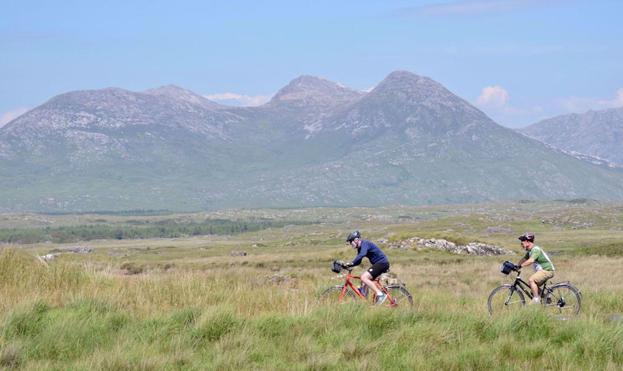Ireland biking