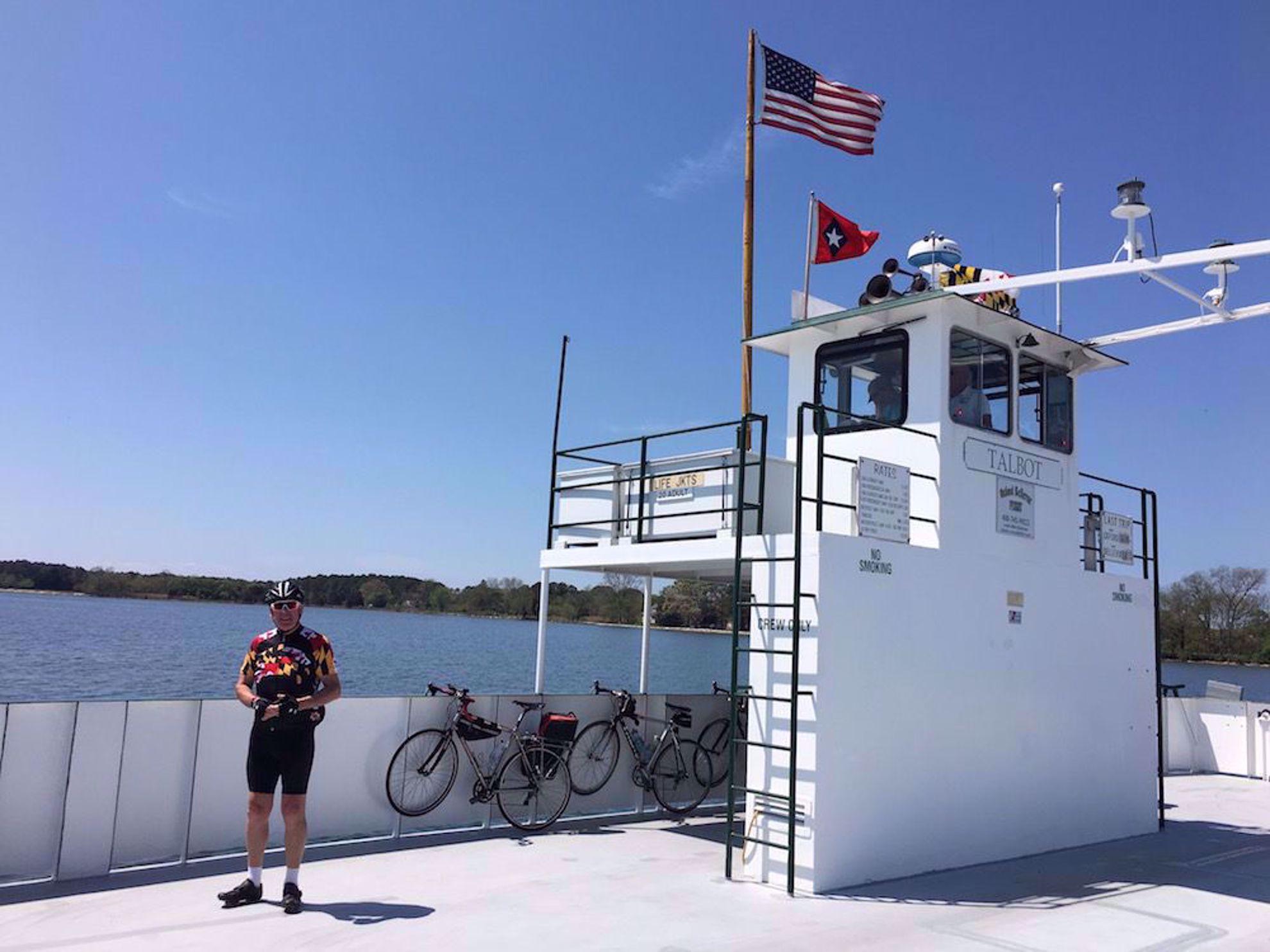 Oxford ferry