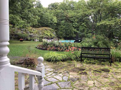 Inn garden Quebec