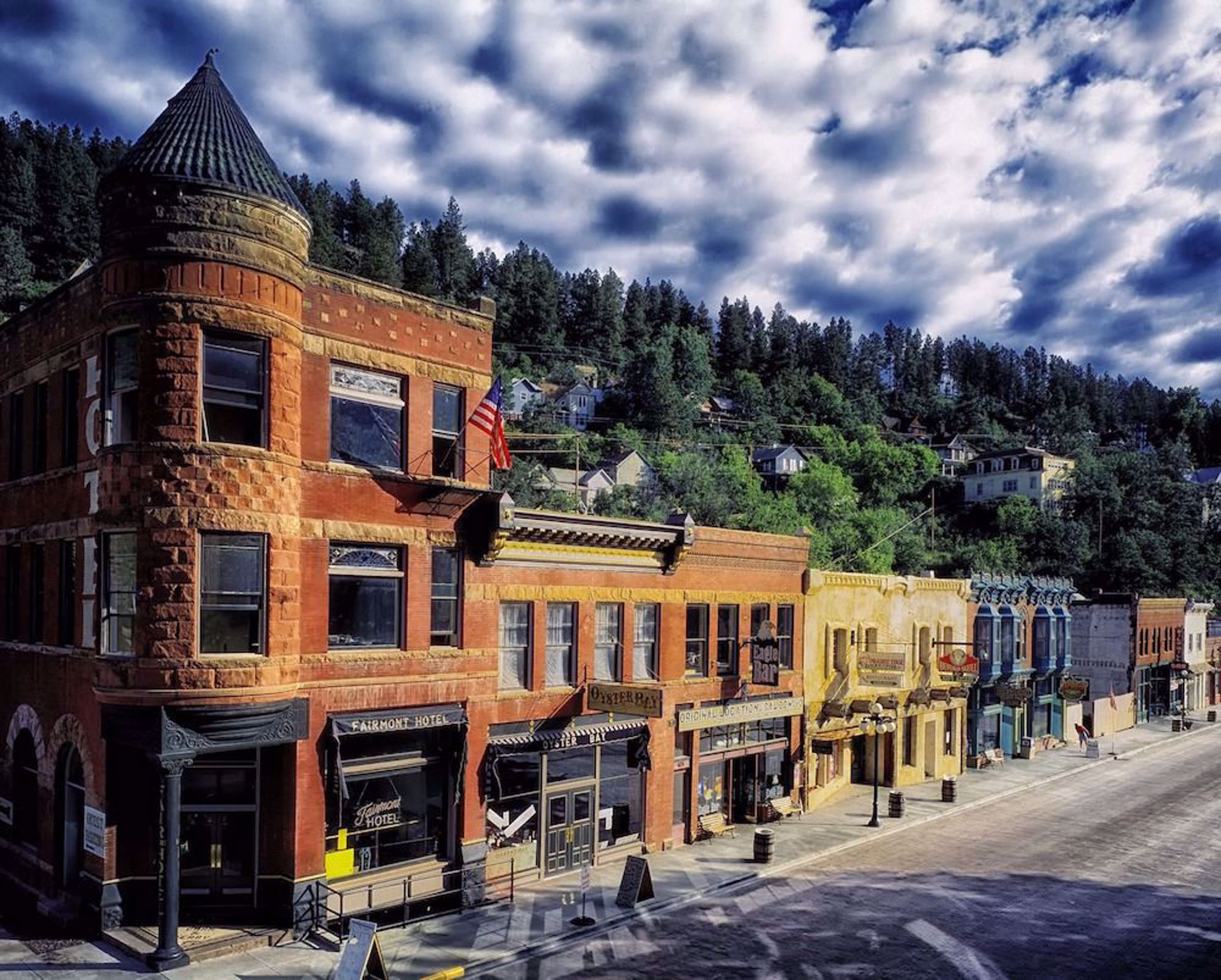 Deadwood South Dakota