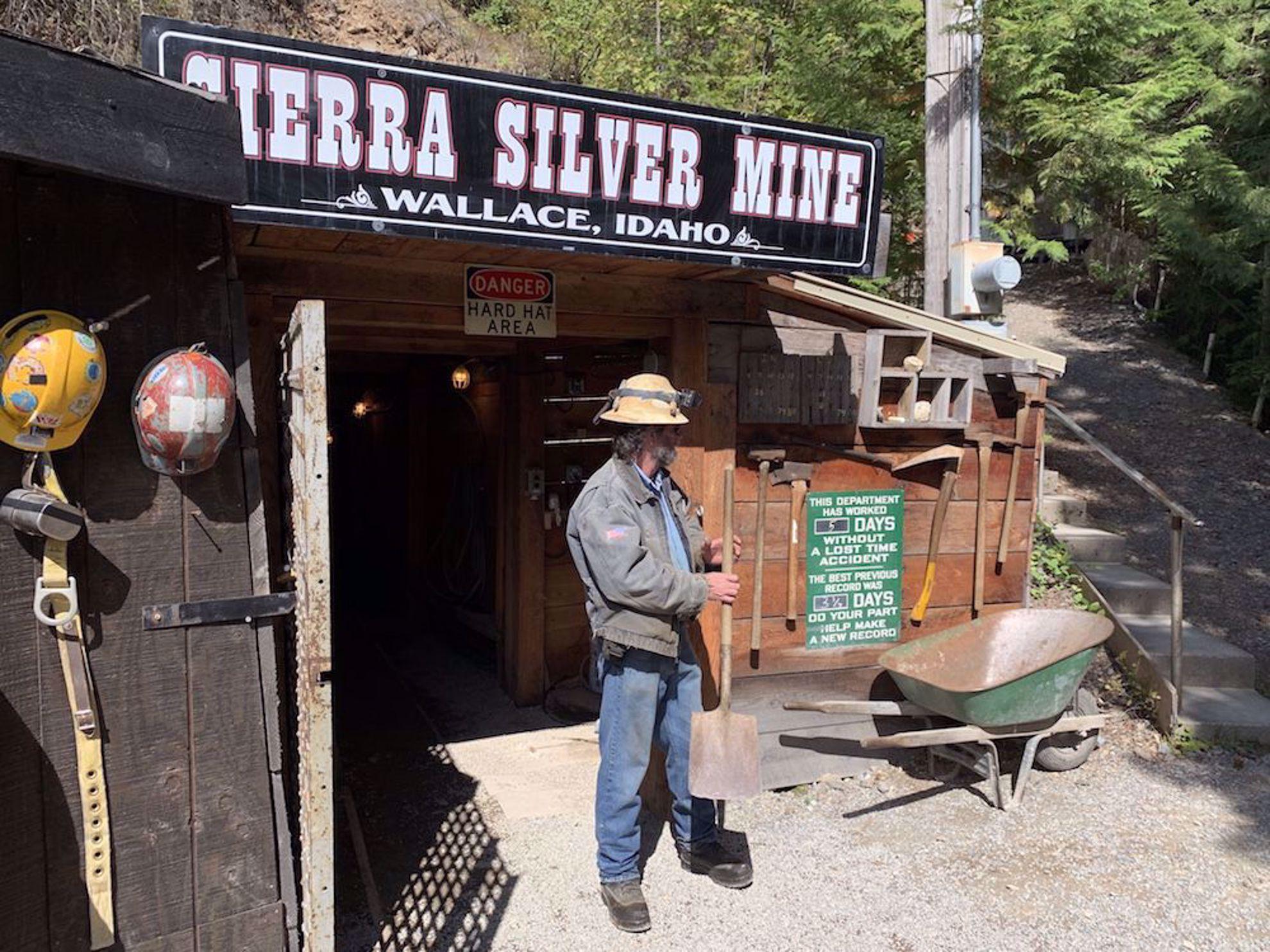 Silver Mine Wallace Idaho