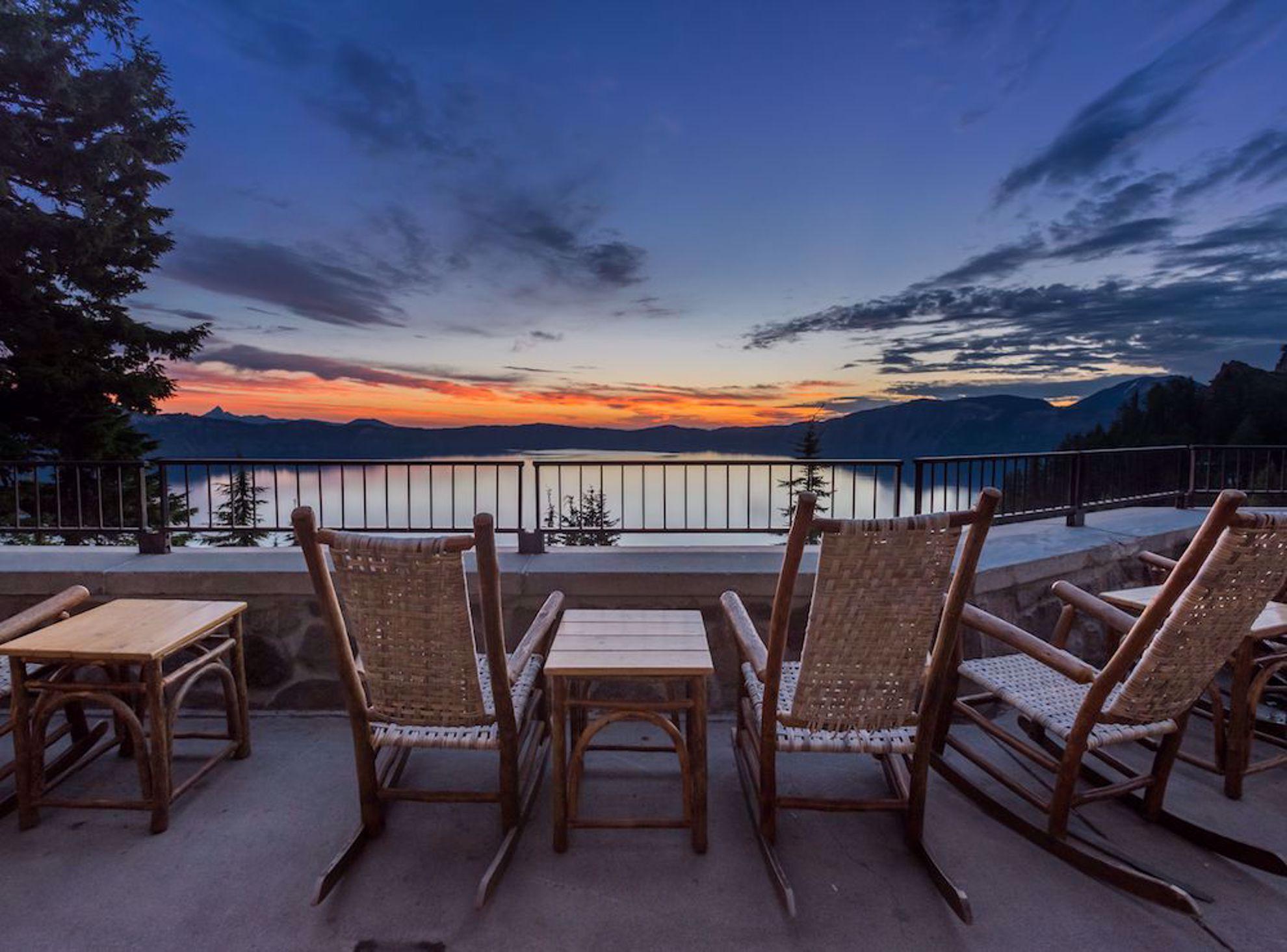 Sunset Crater Lake Lodge