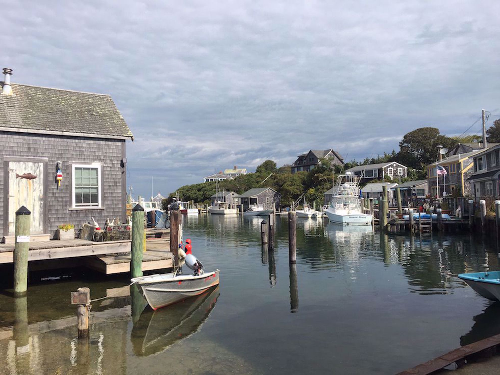 Harbor Martha's Vineyard