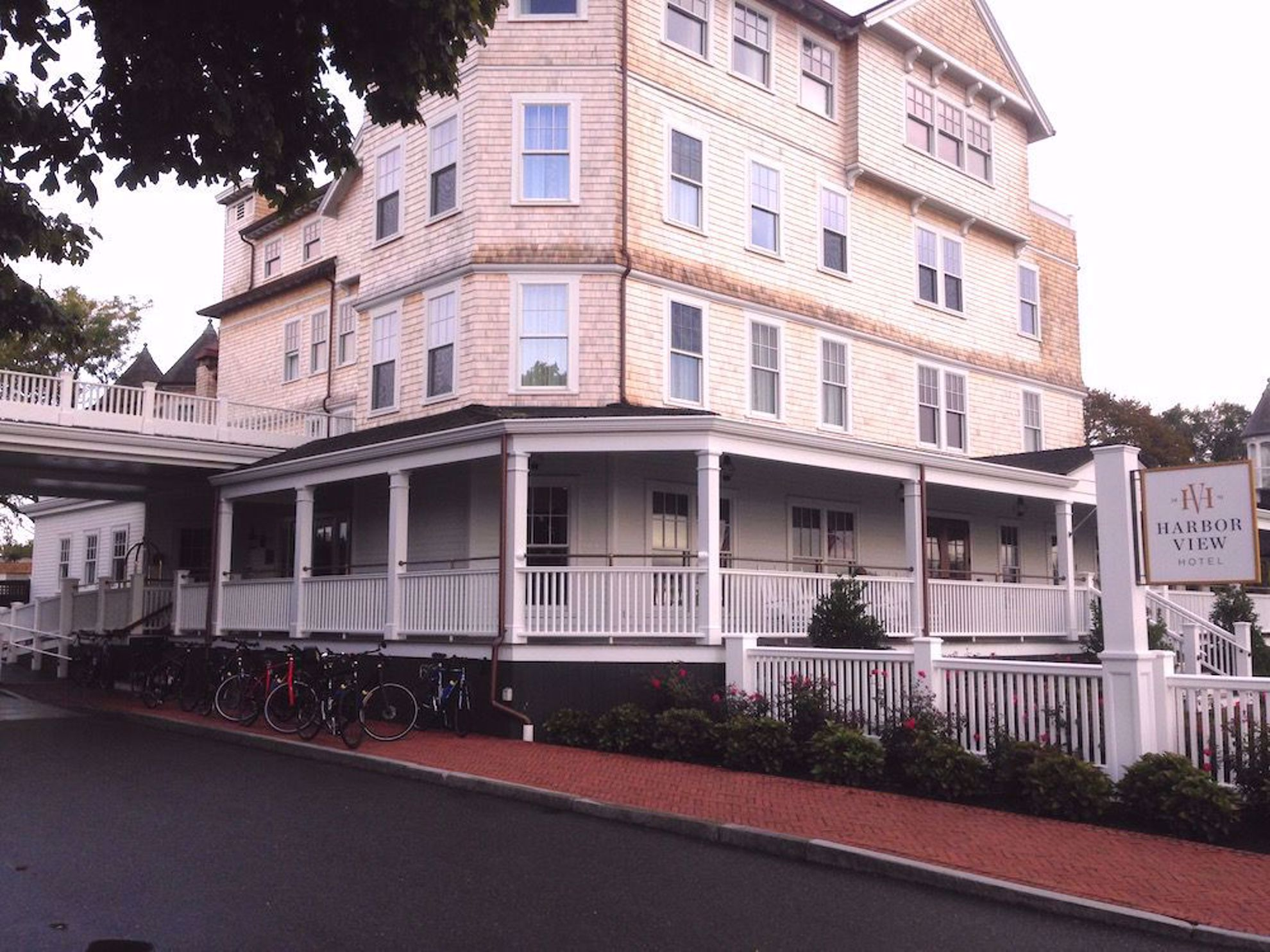 Harbor View Inn Martha's Vineyard