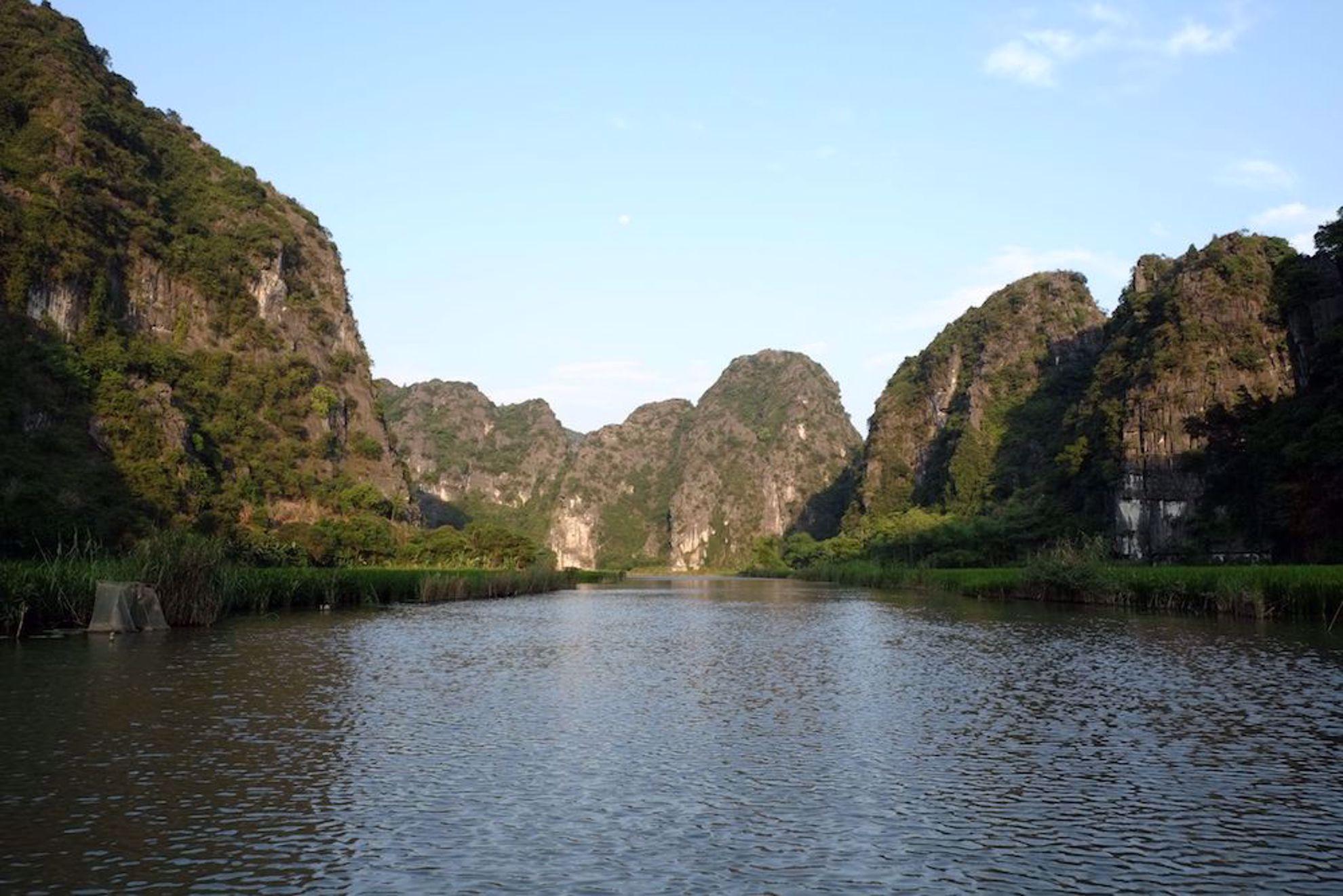 Tam Coc - Ninh Binh Vietnam