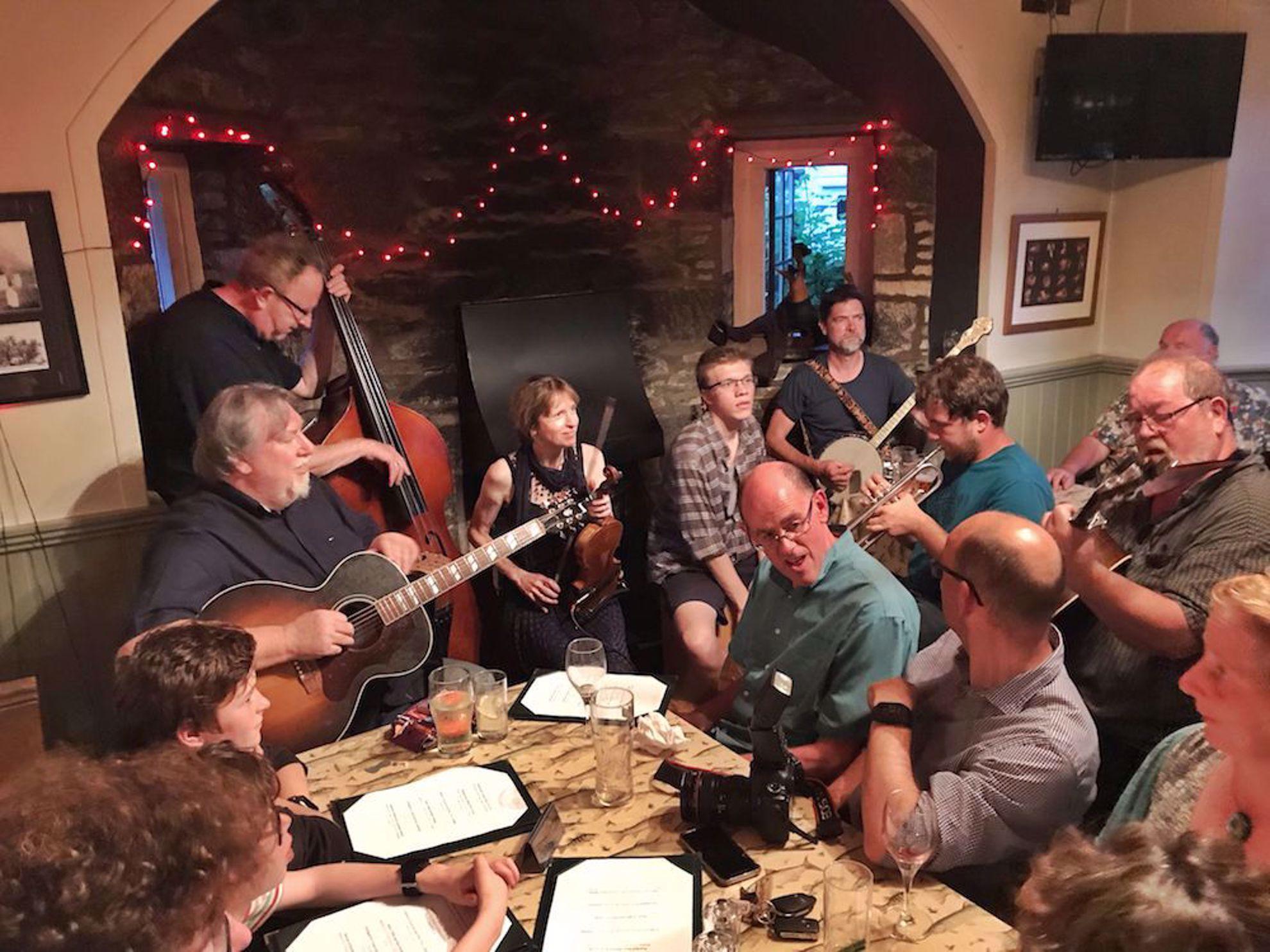 Local musicians Scotland