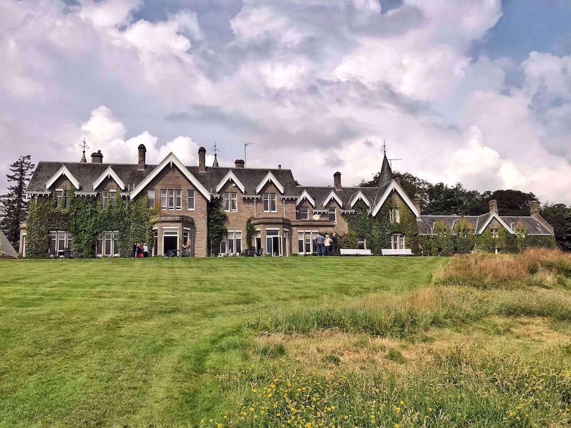 Ballathie House - Perthshire, Scotland