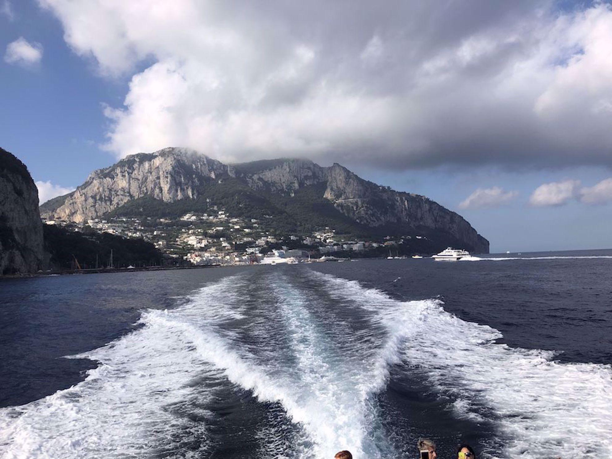 Boat ride Puglia