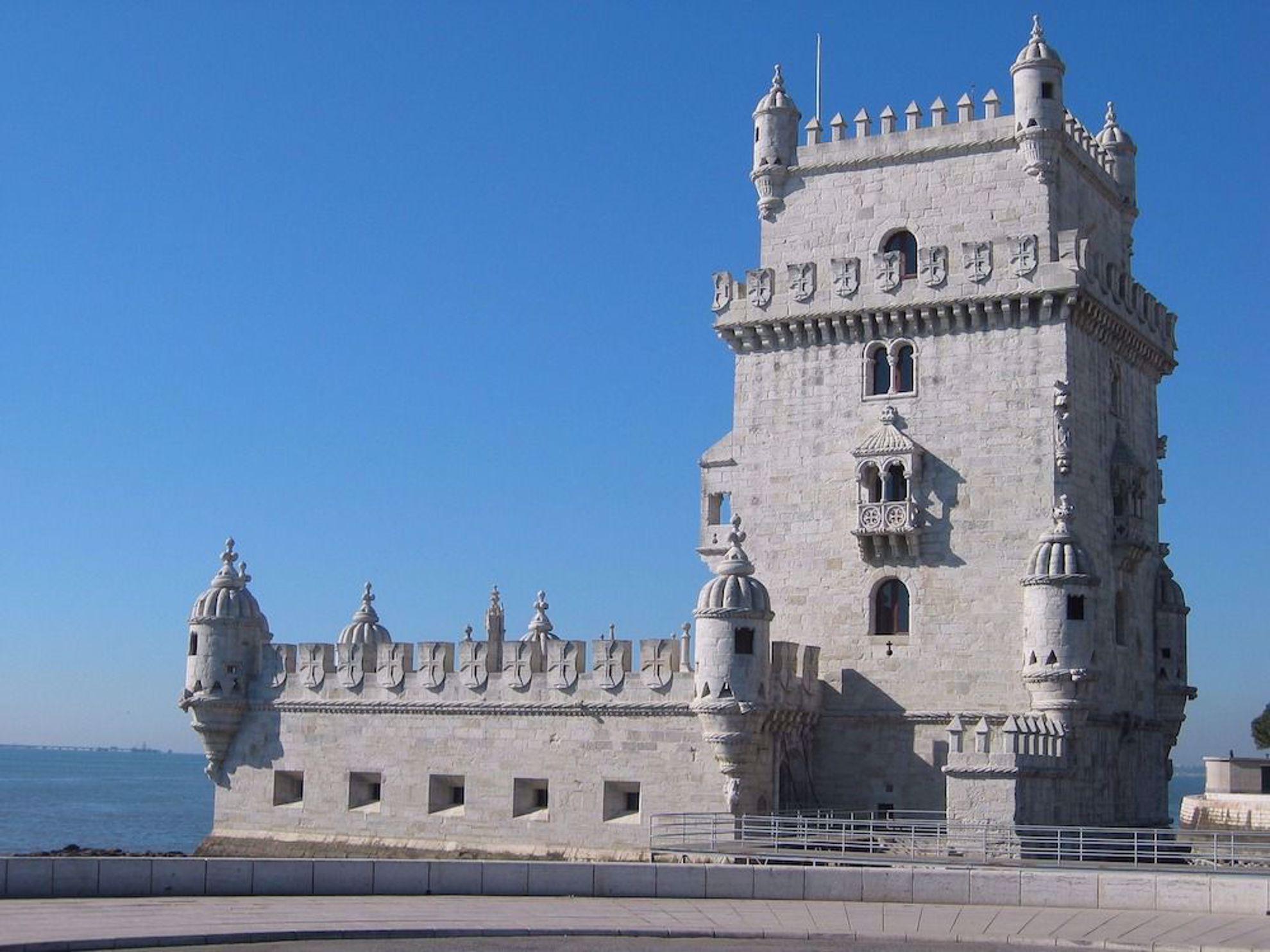 Castle Lisbon Portugal
