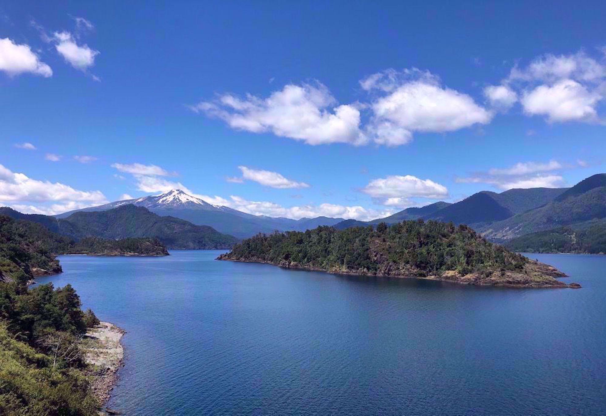 Chile lake