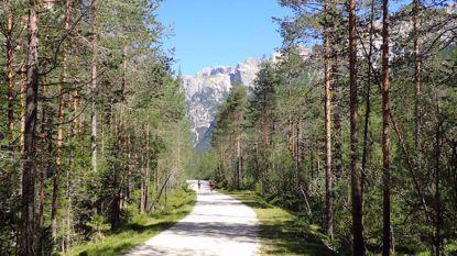 Passo di Cimabanche, Italy Dolomites