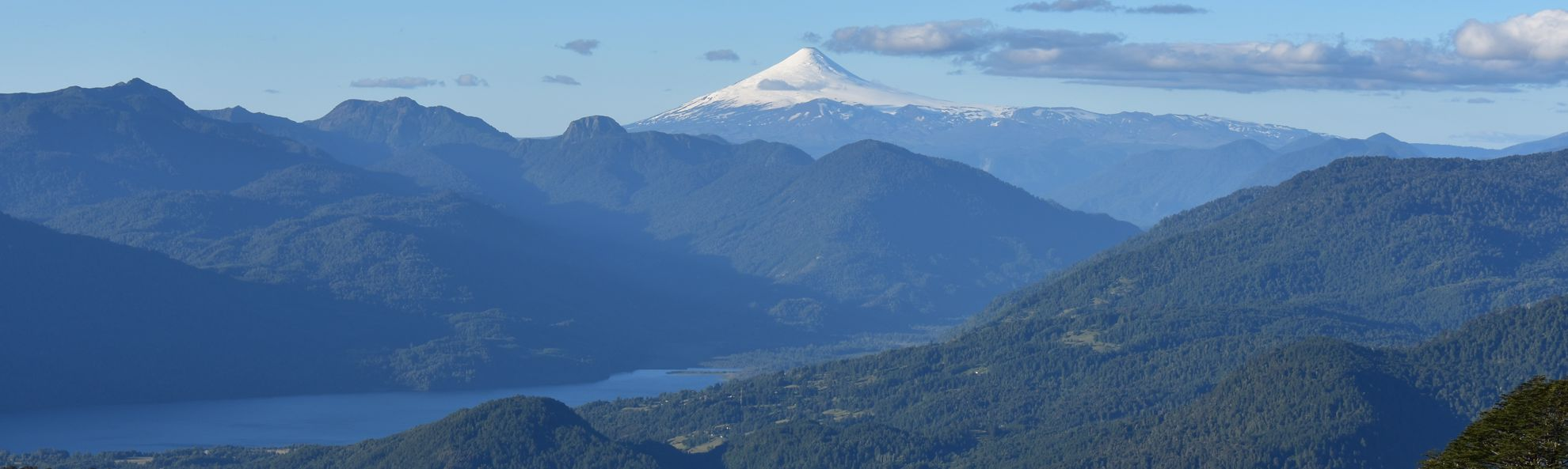 Chile's Lakes & Volcanoes