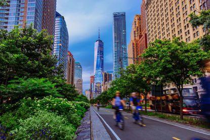 Manhattan Hudson River Greenway